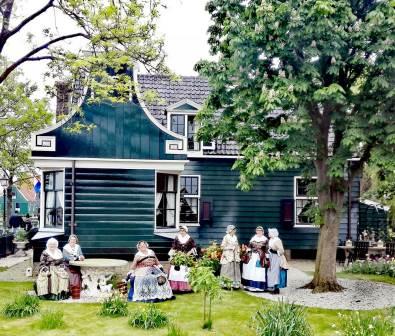 Promo Holland village tours 2019